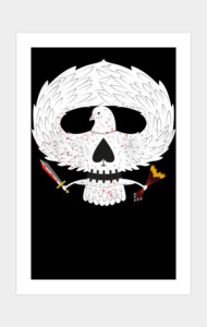 The Dove of Death T-Shirt