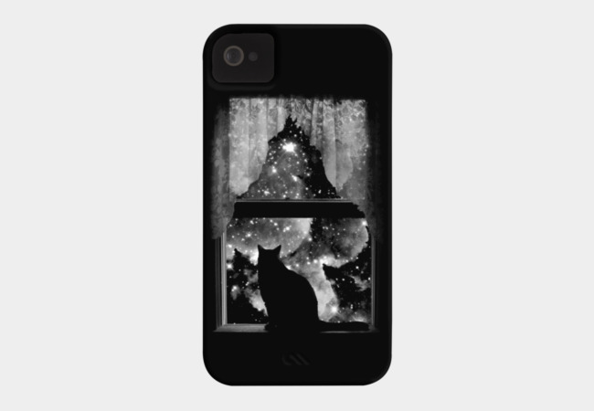 Lookin' Through the Window Phone Case - Design By Humans