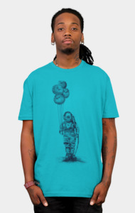 Balloon Fish (Option) T-Shirt