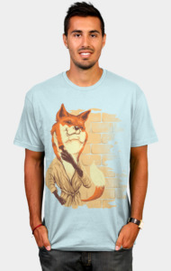 cool fox T-Shirt