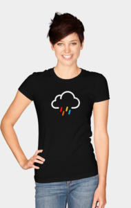 Lovely Rainy Days T-Shirt
