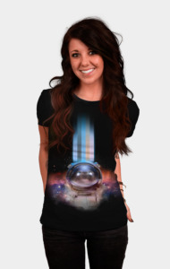 Deep Space Astrofur T-Shirt