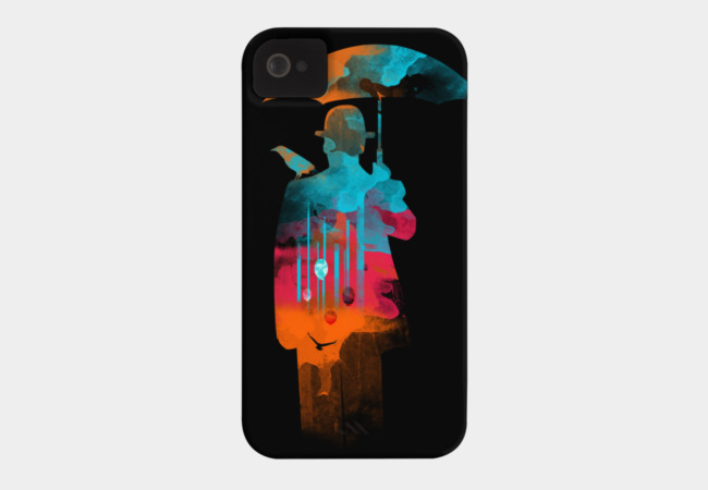 Internal Storm Phone Case - Design By Humans
