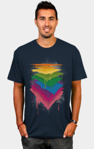 Layered Harmony T-Shirt