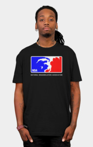 National Dragonslayers Association T-Shirt