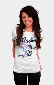 Master of My Fate T-Shirt