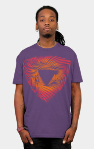 Tribal Infinity Crest T-Shirt