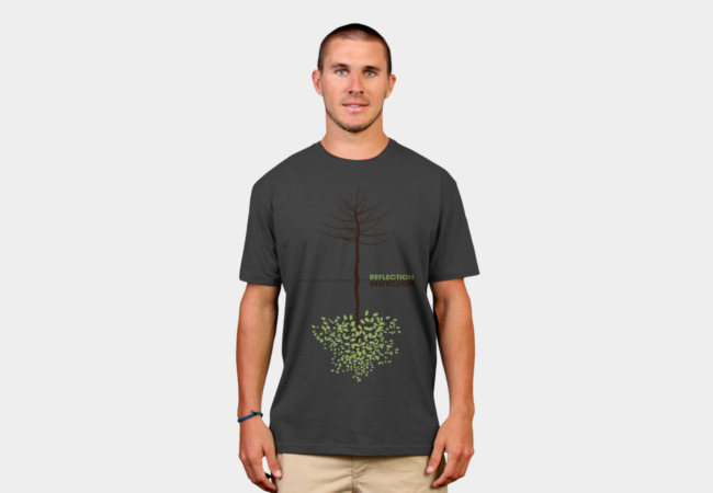 Reflection T-Shirt - Design By Humans