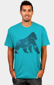 Space Gorilla T-Shirt