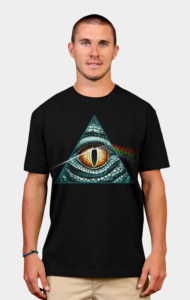 The Even Darker Side Of The Moon T-Shirt