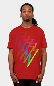 Flashy Thunder T-Shirt