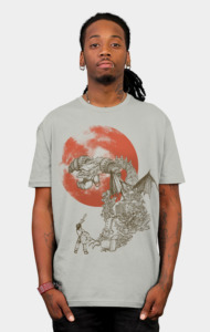 Junkyard Dragon T-Shirt