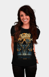 Skullriosity T-Shirt