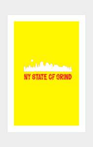 NY STATE OF GRIND T-Shirt