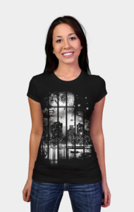 City of Lost Souls T-Shirt
