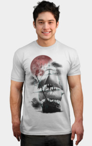 Journey to the Outworld II T-Shirt