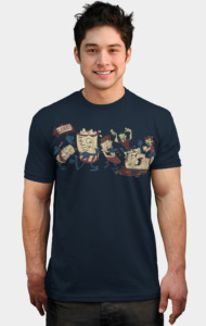 Snacks T-Shirt