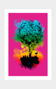 magical tree T-Shirt
