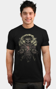 Gentle Samurai T-Shirt