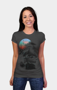 Journey to the Outworld T-Shirt