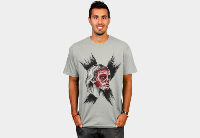 La Catrina 1 T-Shirt - Design By Humans