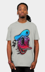 Crazy DDuck T-Shirt