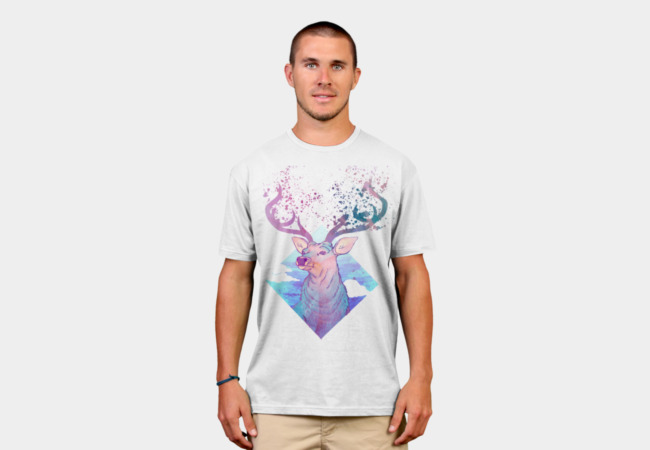 Cervidae T-Shirt - Design By Humans
