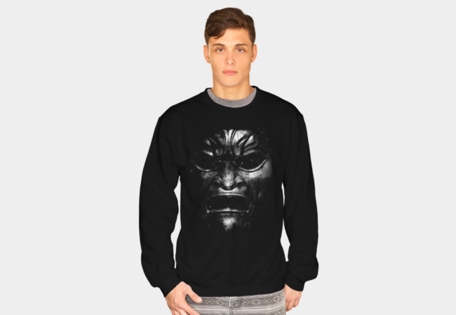 Maskara II Sweatshirt - Design By Humans