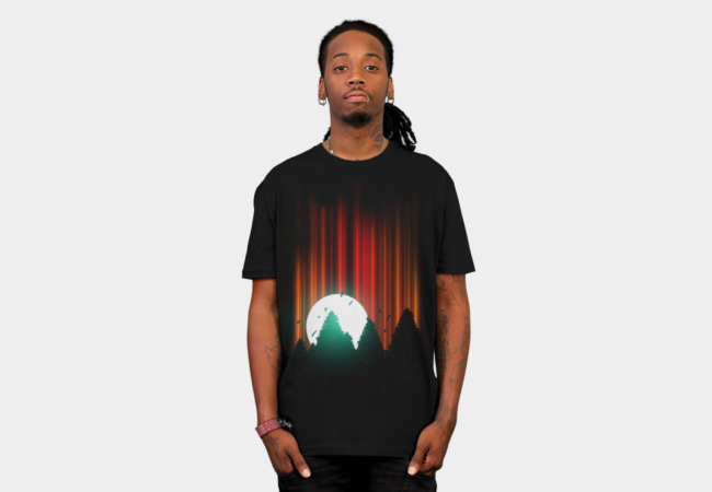Skylight T-Shirt - Design By Humans