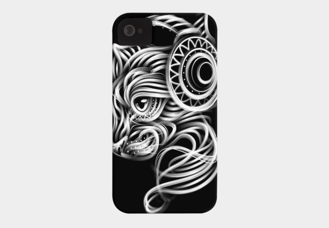 Flowing Melodies Phone Case - Design By Humans