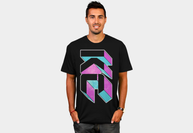 king candy abstract (logo) T-Shirt - Design By Humans