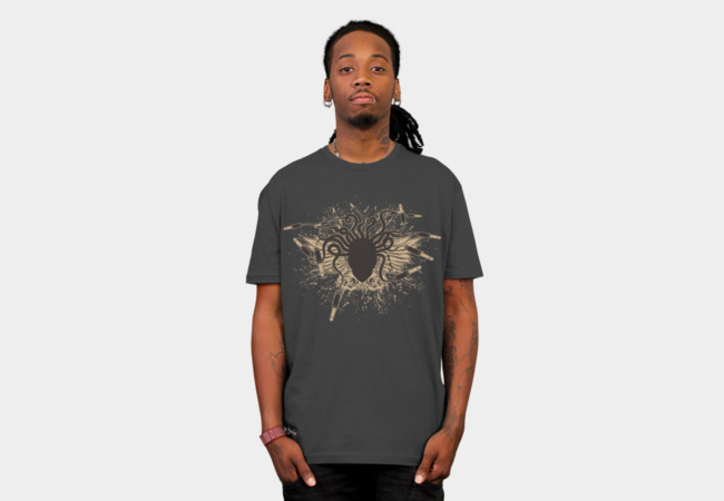 Medusound T-Shirt - Design By Humans