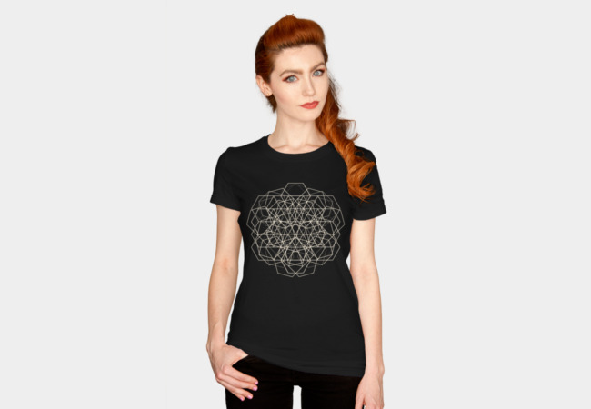 Erratic Movements T-Shirt - Design By Humans