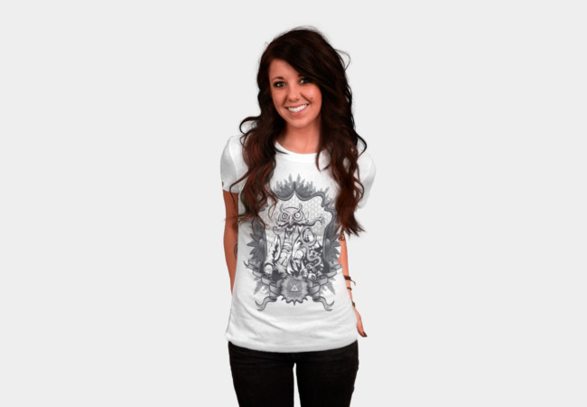 Owl Dressed Up T-Shirt - Design By Humans