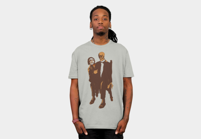Vintage Ventriloquist T-Shirt - Design By Humans