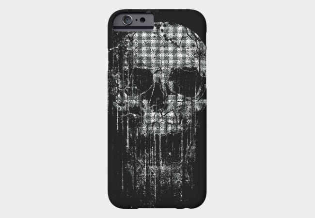 Cool Skull II Phone Case - Design By Humans