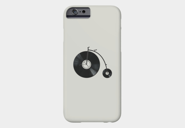Ride Your Music Phone Case - Design By Humans