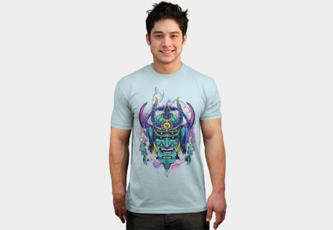 Romantic of Electronic Samurai T-Shirt - Design By Humans