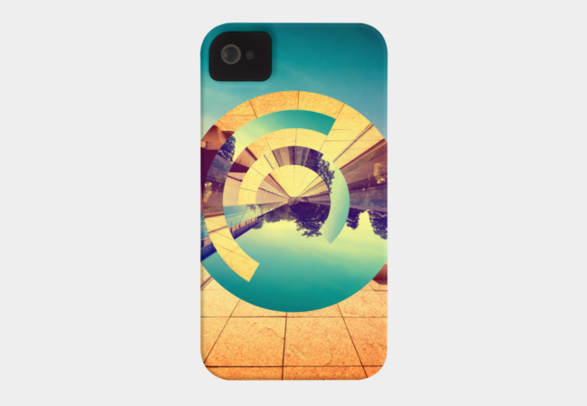 L'infinito Phone Case - Design By Humans