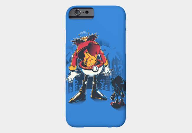 Dr. Pikabotnik Phone Case - Design By Humans
