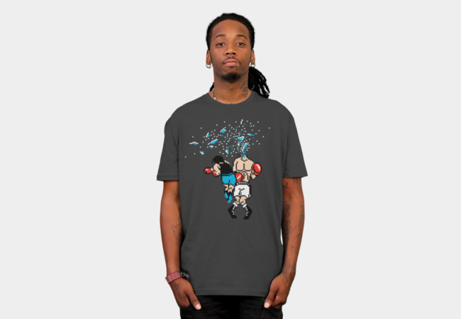 Shattered Glass T-Shirt - Design By Humans