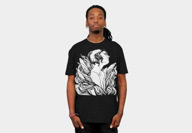 Lost in the tall grass. T-Shirt - Design By Humans