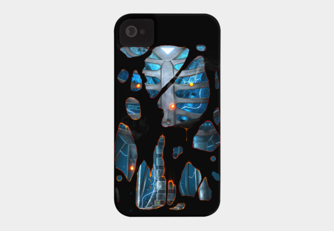 Battle Android Phone Case - Design By Humans