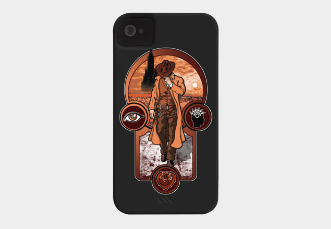 The Gunslinger's Creed. Phone Case - Design By Humans