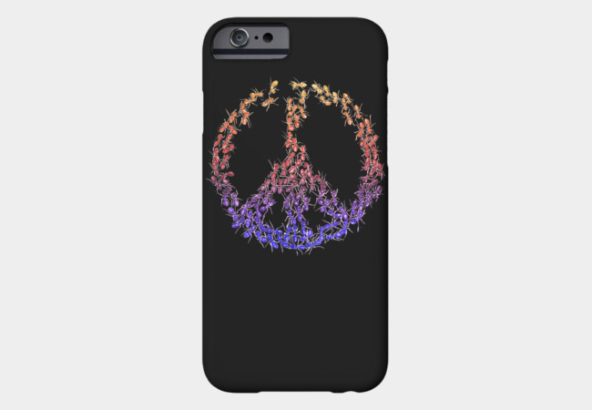 Peace Together Phone Case - Design By Humans