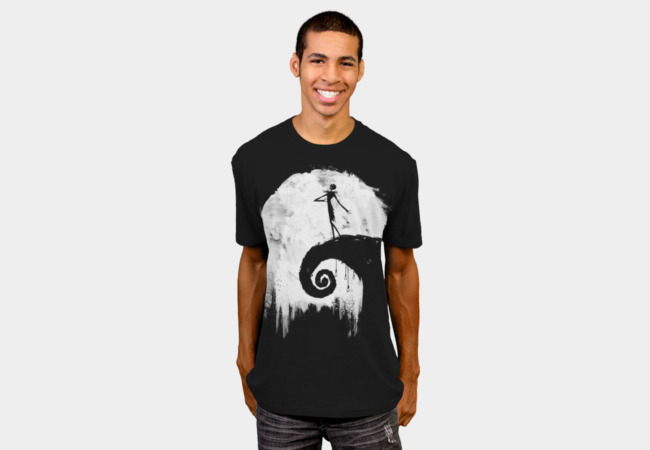 All Hallow's Eve T-Shirt - Design By Humans