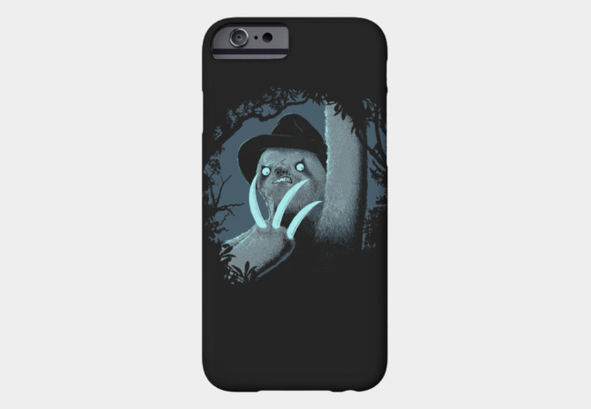 Sloth Freddy Phone Case - Design By Humans