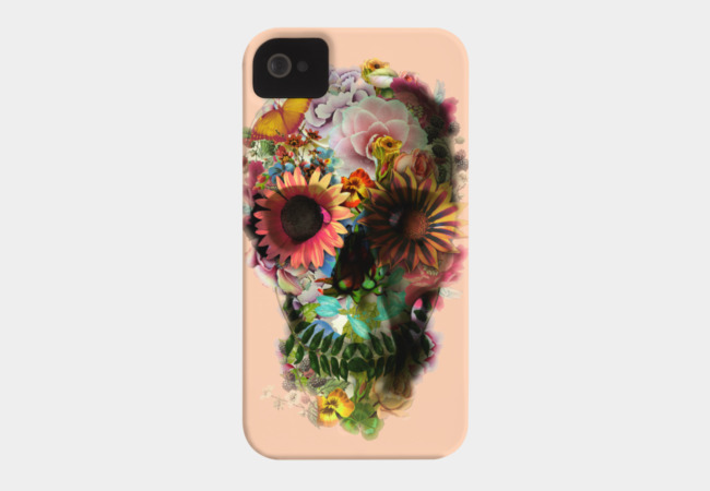 Skull 2 Phone Case - Design By Humans