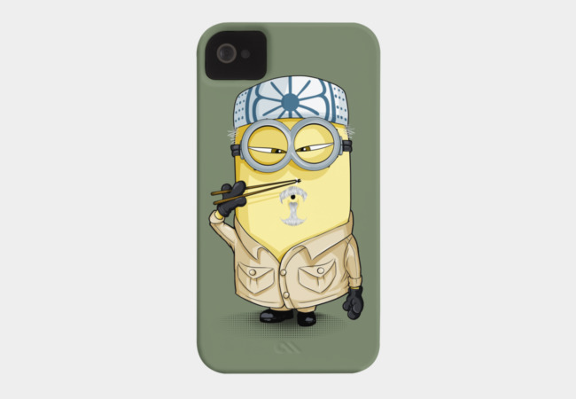 Minion San Phone Case - Design By Humans