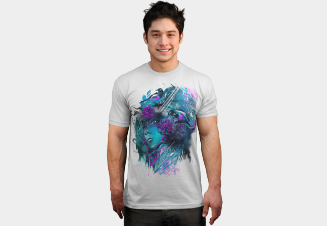 Dreamer T-Shirt - Design By Humans